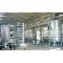 Máquina de Secado de Placa Química Continua Tipo Cryolite Dryer