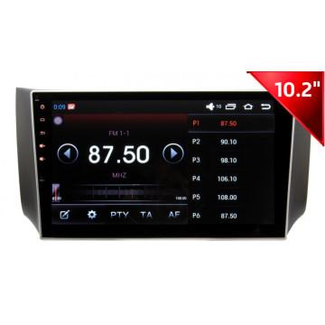 Navegação do carro de Yessun para Nissan New Sylphy (HD1019)