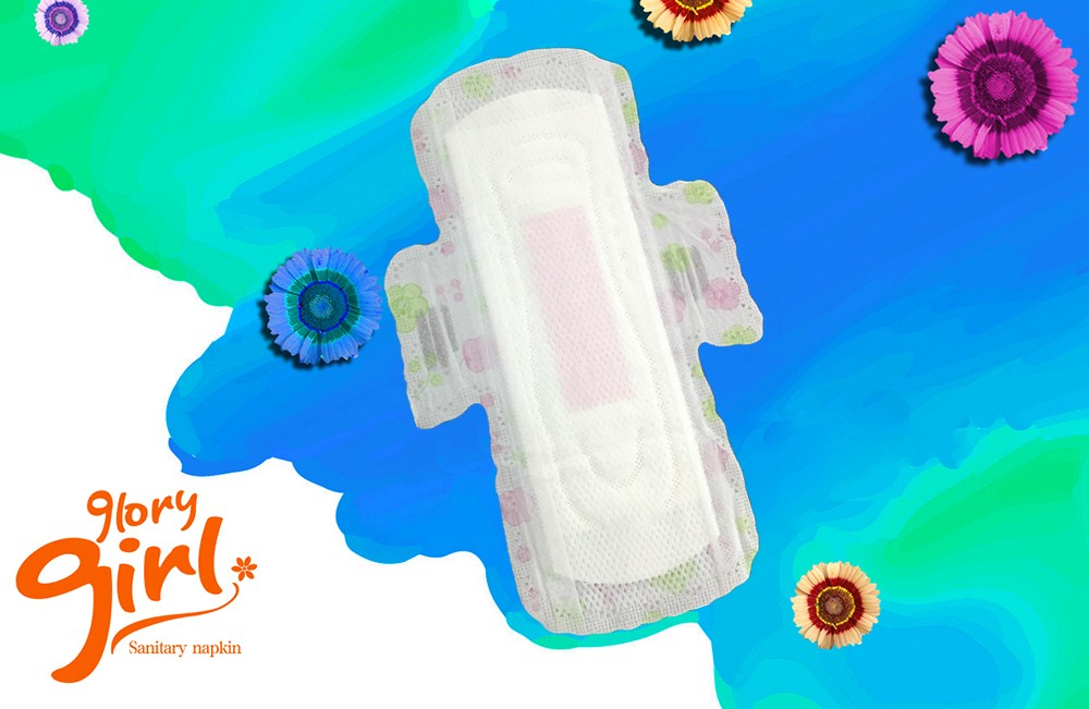 New arrived Anion Sanitary Pads