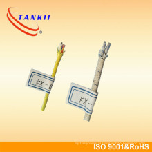 Stranded core K type thermocouple cable 2*1.5mm2