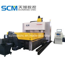 Vertical Steel Plates Drilling Machine for Flanges