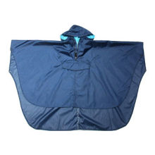 Waterproof Poncho, Made of 100% Polyester 210T Taffeta with PU Coating