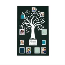 Wholesale moldura da foto da parede da árvore de família de madeira