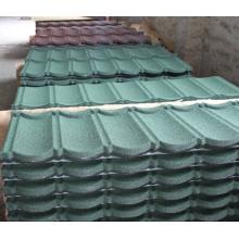 China Best Roof Material Stein beschichtetes Metall