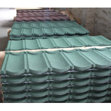China Best Roof Material Stone Coated Metal