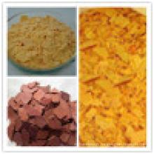 Flocons jaunes de sulfure de sodium 60%