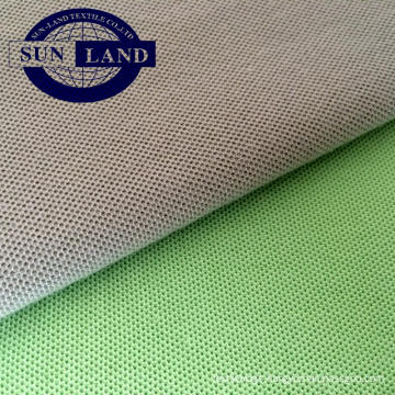 50% polyester 50 cotton pique fabric for summer sportswear uniform   100% polyester cool mesh for  summer sportswear uniform