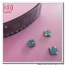 Buzzer Piezo Céramique SMD de 5 mm