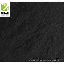 100mesh en poudre de charbon actif pour les déchets brûlant 40x100 mesh charbon actif