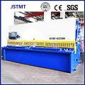 Cortadora de chapa de acero de metal CNC máquina de corte hidráulico de guillotina (QC12Y-12X3200)