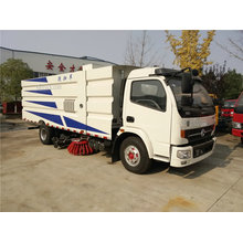 6CBM Dongfeng Road Sweeper Washing Truck Euro 4