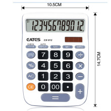 Eates calculator 12 digits big size desktop electronic scientific calculator