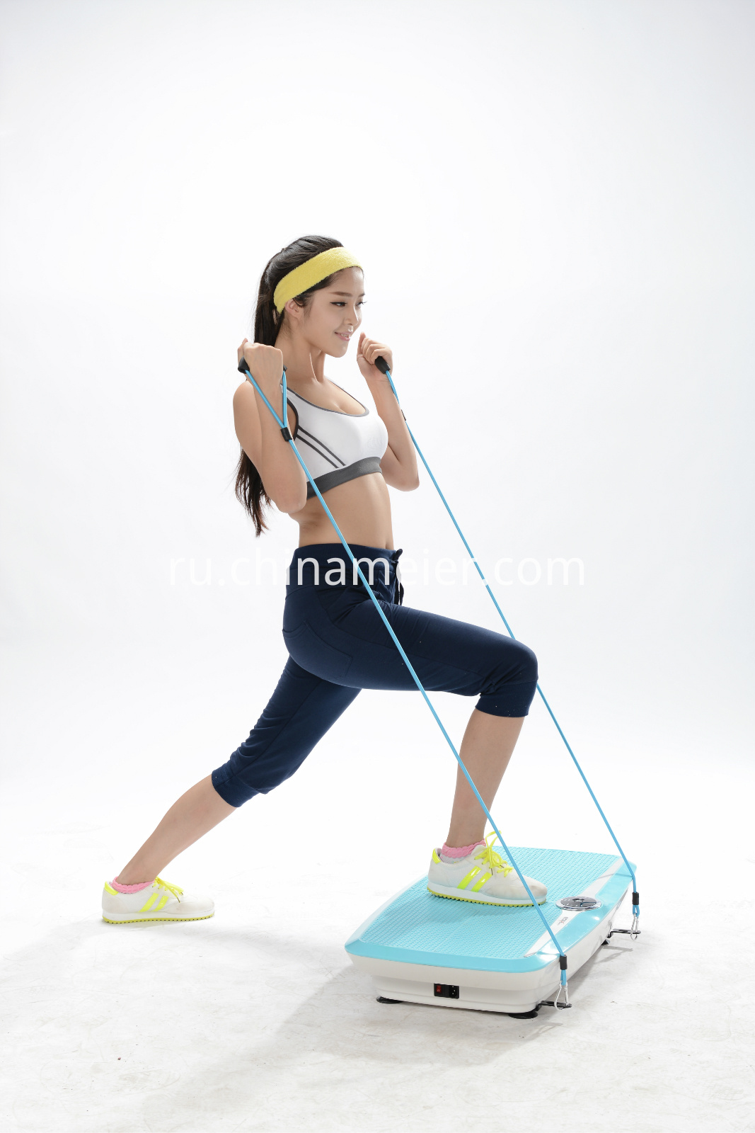 Vibration Fitness Trainer