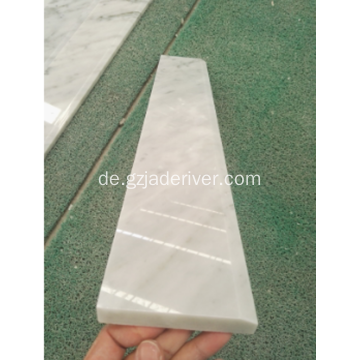Carrara Marble Line Flooring Edge Border Designs