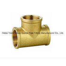 Pipe Fitting Copper Female Tee