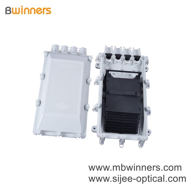 Outdoor Fiber Optic Termination Box