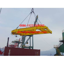 20ft / 40ft Semi Auto Container Espalhadores Spreader mecânico