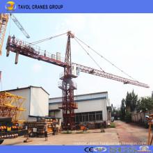 China 16t Tower Crane 70m Jib with 3.0t Tip Load Qtz160-7030 Tower Crane