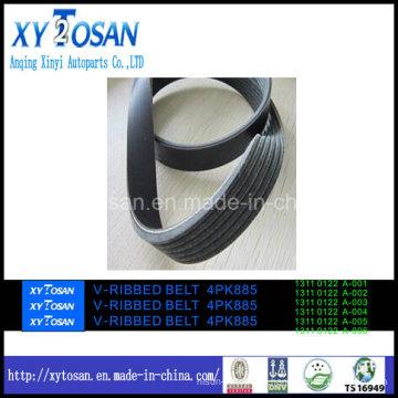 V-Ribbed Belt (PK BELT) -4pk885