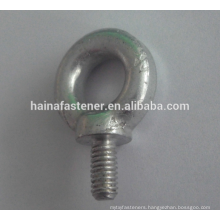 DIN444 Zinc Plated Carbon Steel Eye Screw