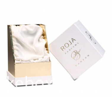 top and bottom paper box for perfume packaging