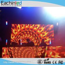Farbenreiches an der Wand befestigtes Innenwerbung 6mm führte Bildschirm smd 3in1 p6 geführte Videowand