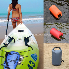 Outdoor Custom Logo Sports 40L Durable Waterproof 500D PVC Dry Bag