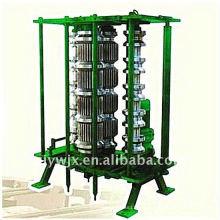 máquina de prensagem de folha de telhado arqueada
