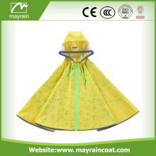 Lovely Colorful PVC Kids Rain Suit