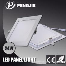 SMD высокой яркости белый и серебристый свет панели потолка СИД