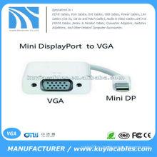 Mini Display Port DP для VGA конвертера Кабель-переходник для Mac iMac MacBook