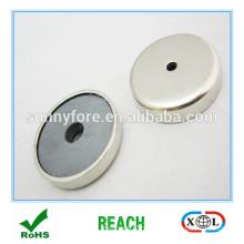 higher pulling force magnet pot