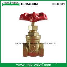 OEM Italy Type Brass Forged Gate Valve (AV4056)