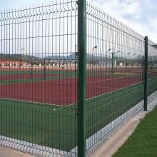 Zaunplatten aus verzinktem Stahldraht