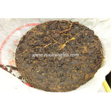 natural puer tea