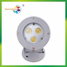 Luz LED para jardín aprobada por el CE (HX-HFL98-3W / 9W)