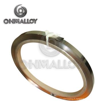 1j79 Bande 0.1 * 20mm Permalloy pour Transformer Element