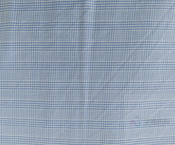 Plain Striped Soft 100% Cotton Fabric Textile6