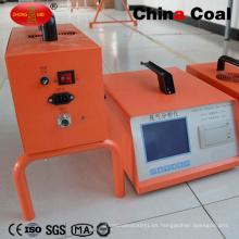 Analizador de gases de escape del vehículo combustible tóxico