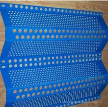 Ss and Aluminium Material Wind Proof and Dust Control Mesh