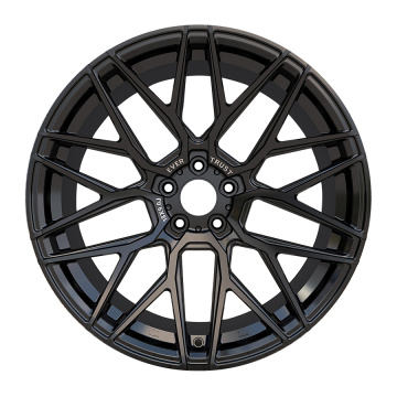 Custom Car Rims 18x9 5x114.3 ดำสนิท