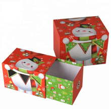 Hot Sale Christmas Gift Packaging Drawer Box