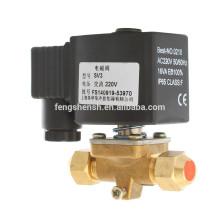 electromagnetic gas valve solenoid valve 24v