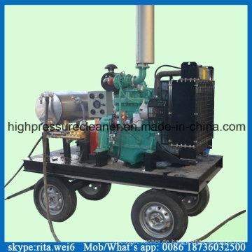 50MPa Schiffsrumpf Reinigung Pumpe Diesel-Hochdruck-Wasserpumpe