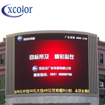 Outdoor P6 LED Video Display Panel