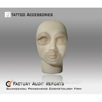 Piel práctica 3D para el tatuaje