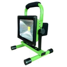 10 / 20W LED Licht LED wiederaufladbare Scheinwerfer