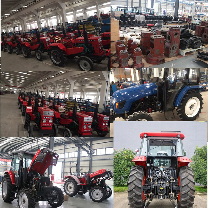 4x4 WD Big Farm Tractors