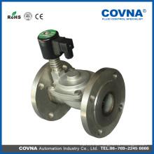 COVNA AC 220V válvula solenóide de alta temperatura para água