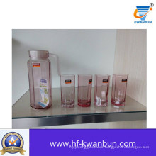 High Quality Glass Jug Set Kb-Jh06098